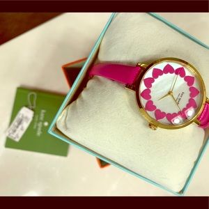 Kate Spade Metro watch. only tried on.